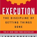 Execution<BR>– Larry Bossidy and Ram Charan