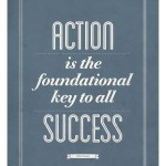 Action is the key