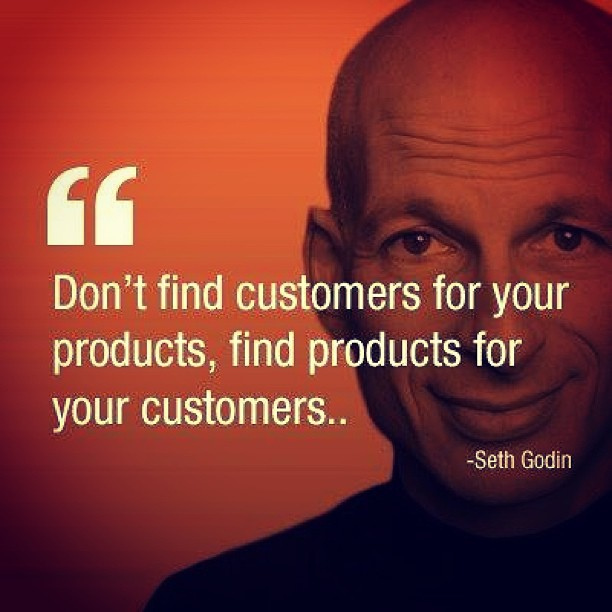 Seth Godin Marketing Quote