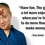 Delivering Happiness<BR>– Tony Hsieh