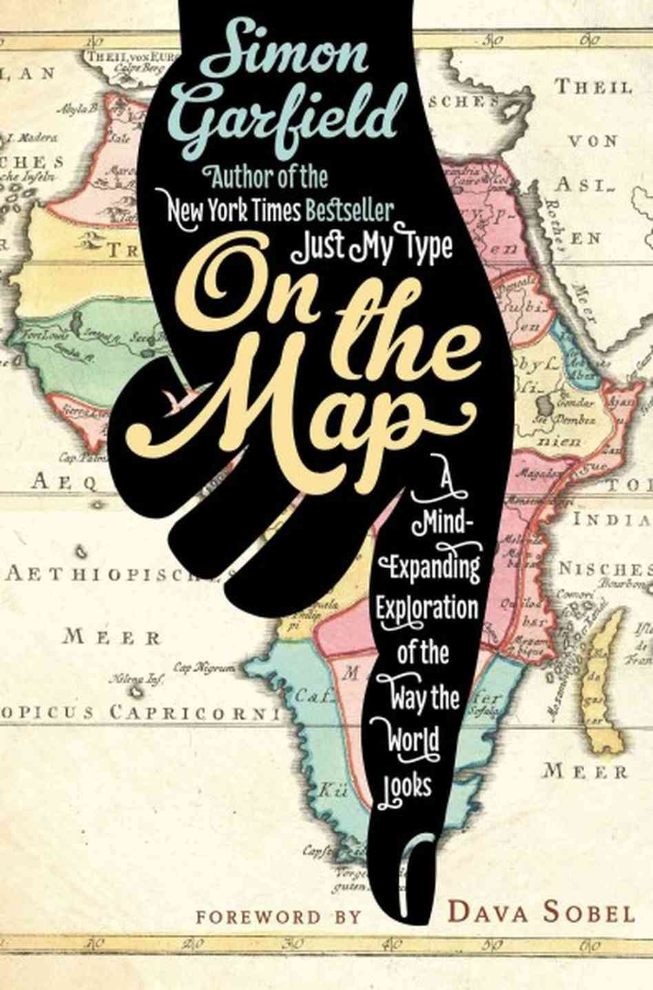 On the Map book