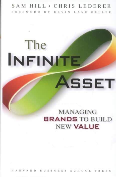 The Infinite Asset book